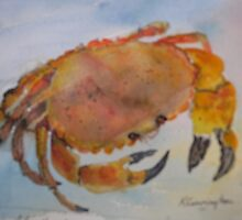 Feeling Crabby! by Kay Cunningham