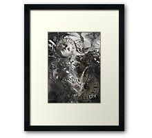 Time Warp II Framed Print