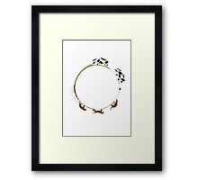 The Circle of Framed Print
