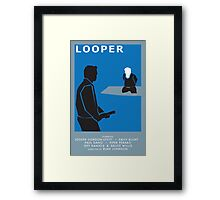 I'm a LOOPER Framed Print