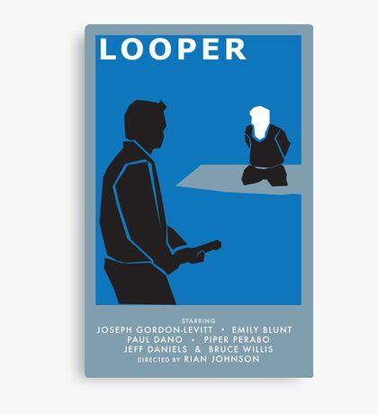 I'm a LOOPER Canvas Print