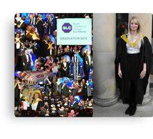 Eilidh...Graduation Canvas Print
