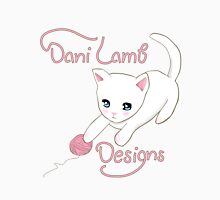 Yarn Kitty DaniLambDesigns  Womens Fitted T-Shirt