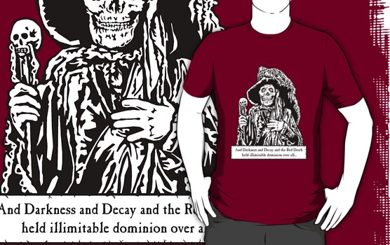 The Red Death (Full Print)  by Hypnogoria