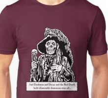The Red Death (Full Print)  T-Shirt