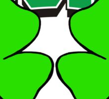 Irish Luck Women's Sticker