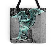 The Weeping Angel {Haserot family plot} Tote Bag