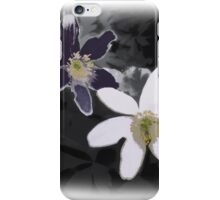 Flower iPhone case. iPhone Case/Skin