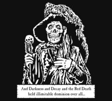 The Red Death (Dark) by Hypnogoria