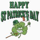 Happy Saint Patrick's Day by HolidayT-Shirts