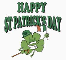 Happy Saint Patrick's Day One Piece - Short Sleeve