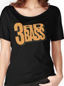 3rd Bass Logo Women's Relaxed Fit T-Shirt