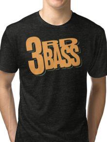3rd Bass Logo Tri-blend T-Shirt