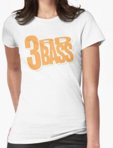 3rd Bass Logo Womens Fitted T-Shirt
