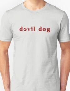 Devil Dog - Red T-Shirt