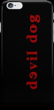 Devil Dog - Red by Lynxz