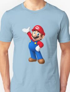 cartoon mario T-Shirt