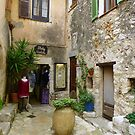 Faded Splendour in Eze 1 by Fara