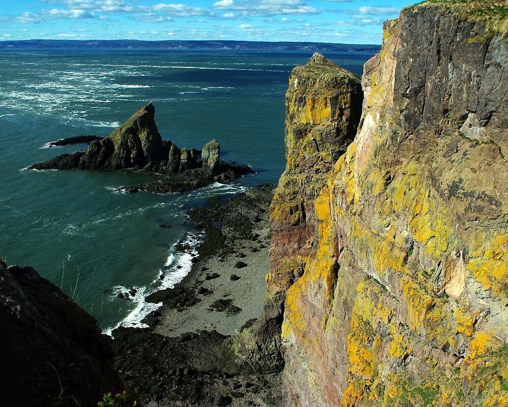 Cape Split, Nova Scotia by bep111