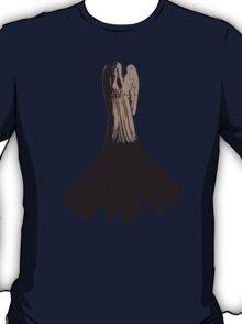 weeping angel meets vashta nerada T-Shirt
