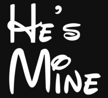 He's Mine by beone