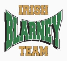 Irish Blarney Team Baby Tee