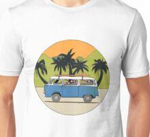 Aussie Road Trip Unisex T-Shirt