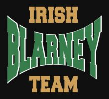 Irish Blarney Team Kids Tee