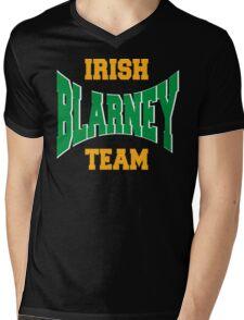 Irish Blarney Team Mens V-Neck T-Shirt