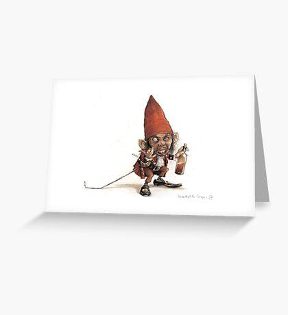 Fir Darrig Greeting Card