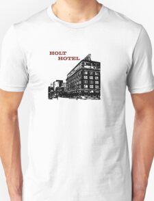 Holt Hotel/Kemp & Kell Building Vector Art Unisex T-Shirt