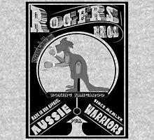 aussie warriors kangaroo by rogers bros Unisex T-Shirt