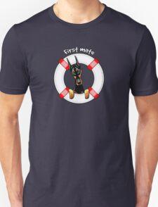 Doberman Pinscher :: First Mate T-Shirt