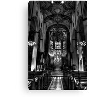 St. Johns Cathedral Canvas Print