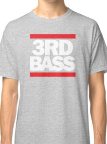 3rd Bass in the style of Run-D.M.C. Classic T-Shirt