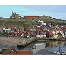 The Shambles, Whitby  Photographic Print