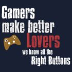Gamers Are beter Lovers by eelectro11