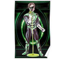 Green Lantern - Singer Poster