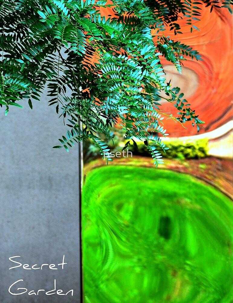 Secret Garden by pseth