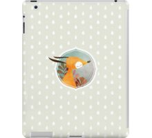 Portrait of fox iPad Case/Skin