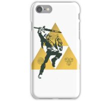 Hero of the Three Oracles  iPhone Case/Skin