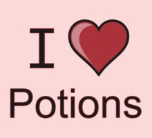 I love Halloween Magic potions  by Tia Knight