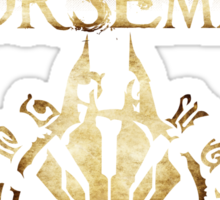 Horsemen Sticker