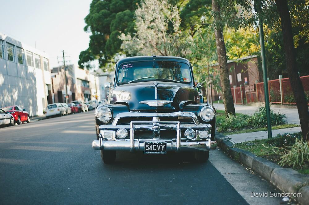 54 Chevy by David Sundstrom