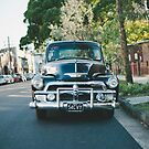 54 Chevy by David Sundstrom