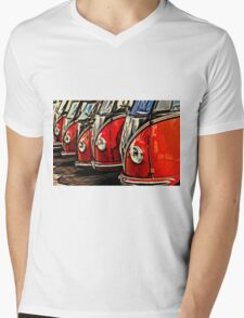 Barndoors Mens V-Neck T-Shirt