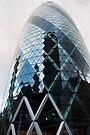 The Gherkin by fg-ottico