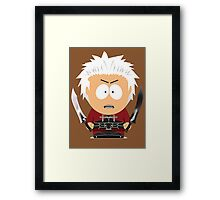 Archer South Park Framed Print