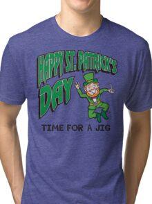St. Patrick's Day Tri-blend T-Shirt