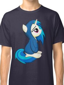 Vinyl Scratch - Lost in Thought Classic T-Shirt